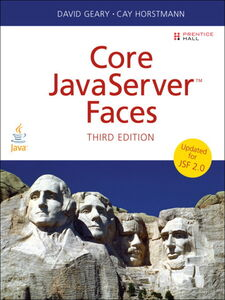 Ebook in inglese Core JavaServer™ Faces Geary, David , Horstmann, Cay S.