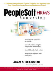 PeopleSoft® HRMS Reporting