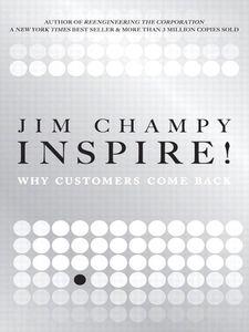 Ebook in inglese Inspire! Champy, Jim