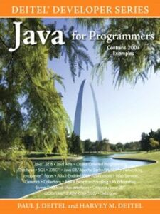Ebook in inglese Java™ for Programmers Deitel, Harvey M. , Deitel, Paul
