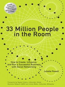 Ebook in inglese 33 Million People in the Room Powell, Juliette