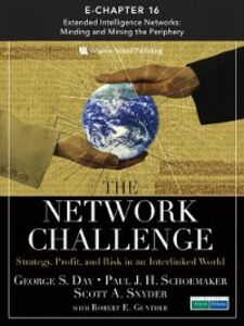 Ebook in inglese The Network Challenge (Chapter 16) Day, George S. , Schoemaker, Paul J. H. , Snyder, Scott T.