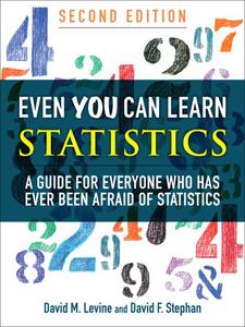 Ebook in inglese Even You Can Learn Statistics Levine, David M. , Stephan, David F.