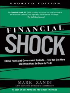 Ebook in inglese Financial Shock Zandi, Mark