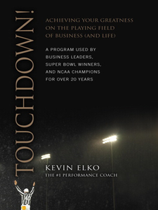 Ebook in inglese Touchdown! Elko, Kevin