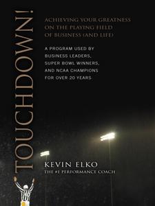 Ebook in inglese Touchdown! Elko, Kevin