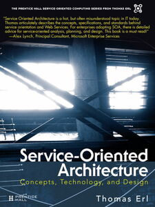 Ebook in inglese Service-Oriented Architecture Erl, Thomas