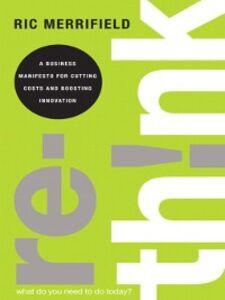 Foto Cover di Rethink, Ebook inglese di Ric Merrifield, edito da Pearson Education