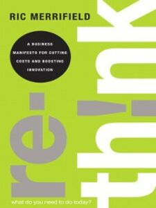 Ebook in inglese Rethink Merrifield, Ric