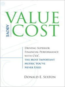 Ebook in inglese Value Above Cost Sexton, Donald E.