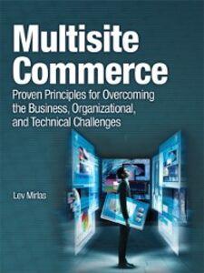 Ebook in inglese Multisite Commerce Mirlas, Lev