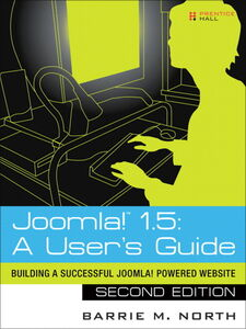 Ebook in inglese Joomla!™ 1.5: A User's Guide North, Barrie M.