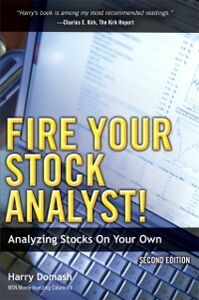 Ebook in inglese Fire Your Stock Analyst! Domash, Harry