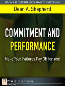 Ebook in inglese Commitment and Performance Shepherd, Dean A.