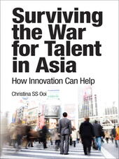 Surviving the War for Talent in Asia
