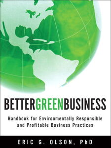 Ebook in inglese Better Green Business Olson, Eric