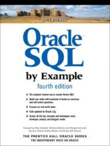 Ebook in inglese Oracle® SQL by Example Rischert, Alice