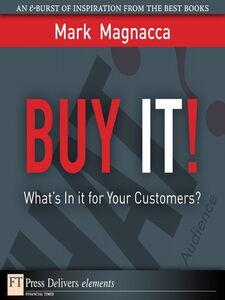 Ebook in inglese Buy It! Magnacca, Mark