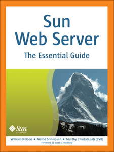 Ebook in inglese Sun Web Server Chintalapati, Murthy , Nelson, William , Srinivasan, Arvind