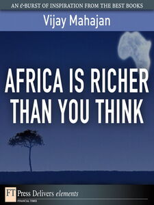 Ebook in inglese Africa Is Richer Than You Think Mahajan, Vijay
