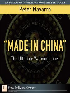 "Ebook in inglese ""Made in China"" Navarro, Peter"