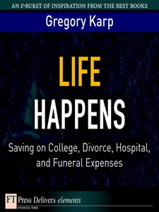 Ebook in inglese Life Happens Karp, Gregory