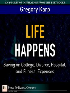 Ebook in inglese Life Happens Karp, Gregory