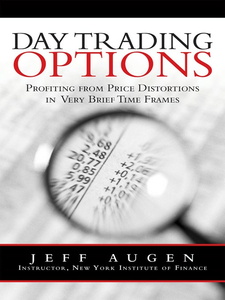 Ebook in inglese Day Trading Options Augen, Jeff
