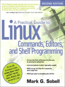 Ebook in inglese A Practical Guide to Linux® Sobell, Mark G.