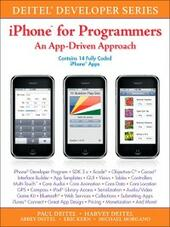 iPhone® for Programmers