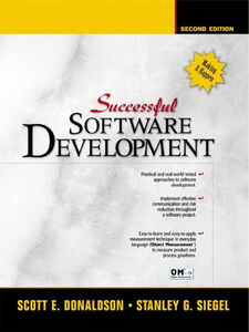 Ebook in inglese Successful Software Development Donaldson, Scott E. , Siegel, Stanley G.