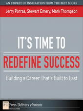 It's Time to Redefine Success