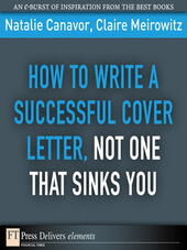 How to Write a Successful Cover Letter, Not One That Sinks You