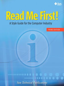 Ebook in inglese Read Me First! Publications, Sun Technical