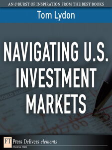 Ebook in inglese Navigating U.S. Investment Markets Lydon, Tom