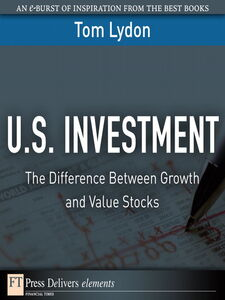 Ebook in inglese U.S. Investment Lydon, Tom