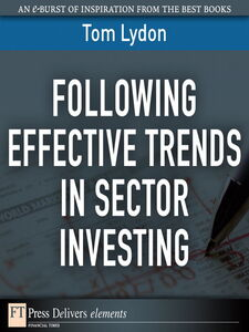 Ebook in inglese Following Effective Trends in Sector Investing Lydon, Tom