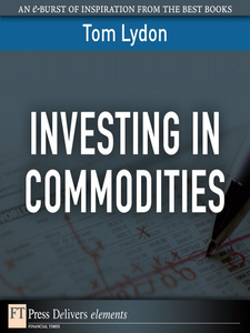 Ebook in inglese Investing in Commodities Lydon, Tom