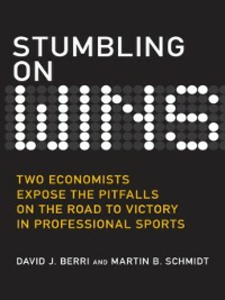 Ebook in inglese Stumbling On Wins Berri, David , Schmidt, Martin