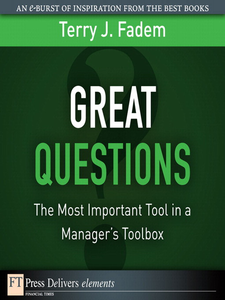 Ebook in inglese Great Questions Fadem, Terry J.