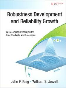Ebook in inglese Robustness Development and Reliability Growth Jewett, William S. , King, John P.