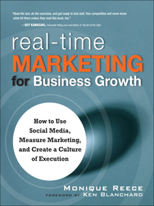 Ebook in inglese Real-Time Marketing for Business Growth Reece, Monique