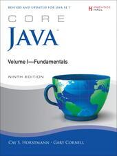 Core Java Volume I—Fundamentals