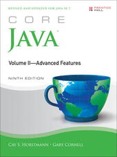 Core Java® Volume II–Advanced Features