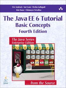 Foto Cover di The Java EE 6 Tutorial, Ebook inglese di AA.VV edito da Pearson Education