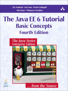 Ebook in inglese The Java EE 6 Tutorial Evans, Ian , Gollapudi, Devika , Haase, Kim , Jendrock, Eric