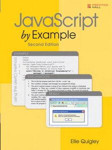 Ebook in inglese JavaScript by Example Quigley, Ellie