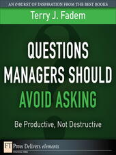 Questions Managers Should Avoid Asking