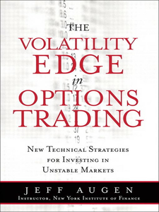 Ebook in inglese Volatility Edge in Options Trading Augen, Jeff