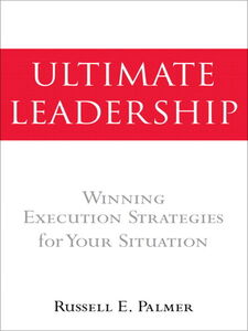 Foto Cover di Ultimate Leadership, Ebook inglese di Russell E. Palmer, edito da Pearson Education